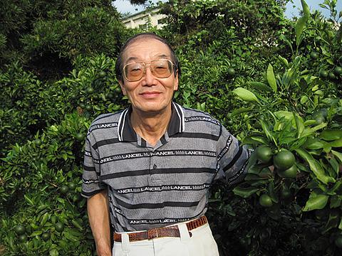 愛農柑橘出荷組合 池田会長