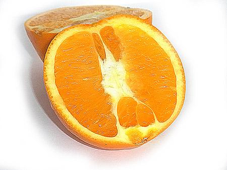 ネーブルオレンジの重嚢