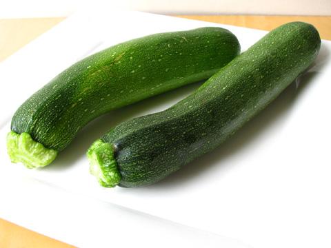 【夏野菜】ズッキーニの栄養